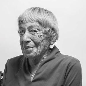 אורסולה לה גווין | מחסן מילים, האתר של קרן שפי
